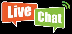 website live chat