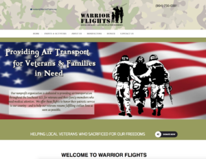 Warrior Flights Non Profit