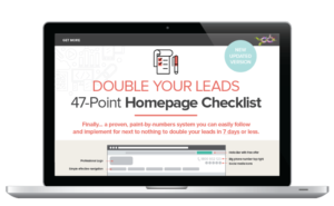 Double Website Leads