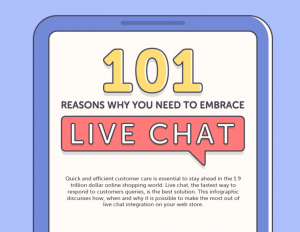 101 Reasons to Love Live Chat