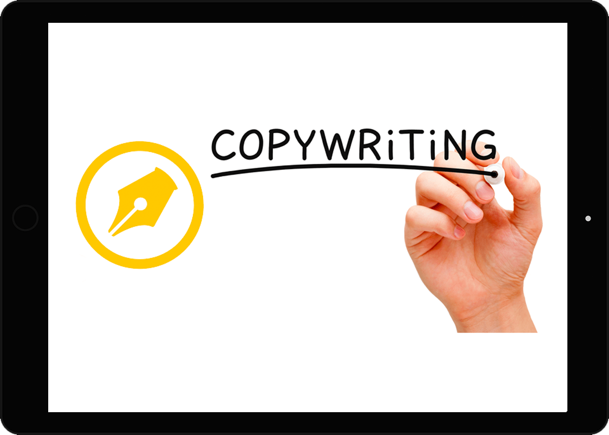 conversion website copywriting